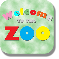 Welcome to the Zoo Logo